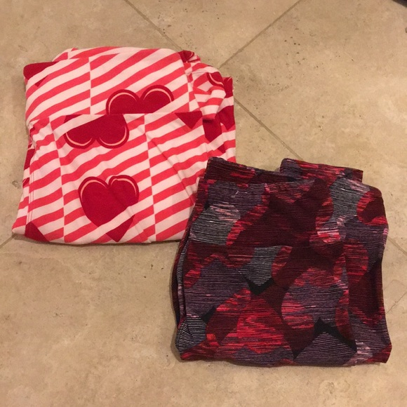 LuLaRoe Pants - ⭐️2 FOR 1 BUNDLE ⭐️Lularoe Legginings